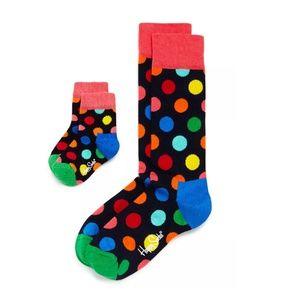 HAPPY SOCKS 2 Peas In A Pod Socks Gift Box
